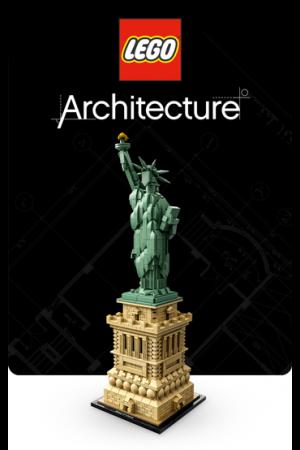 Afbeelding voor categorie Lego Architecture