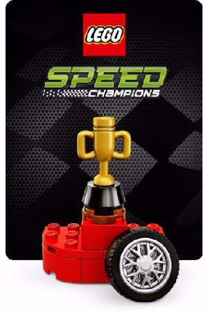 Afbeelding voor categorie Lego Speed Champions
