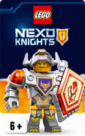Afbeelding voor categorie Lego Nexo Knights