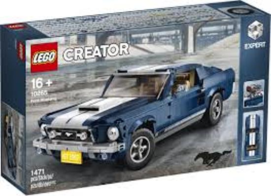 Afbeelding van 10265 Ford Mustang