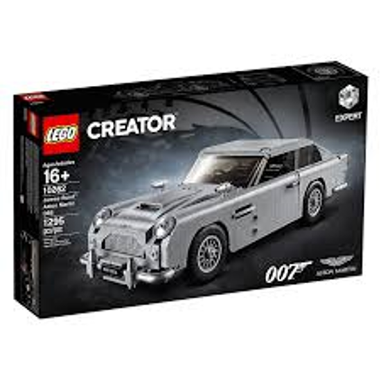 Afbeelding van 10262 James Bond™ Aston Martin DB5