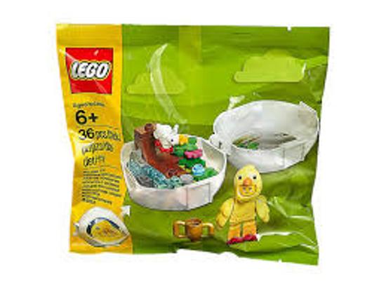 Afbeelding van 853958 Lego Pasen chicken skater pod Seasonal