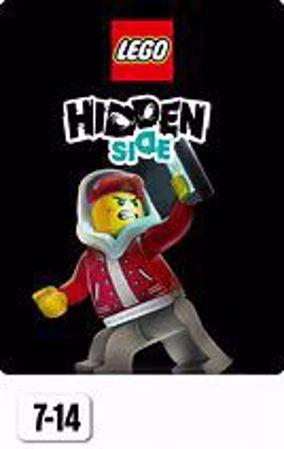 Afbeelding voor categorie Lego Hidden Side