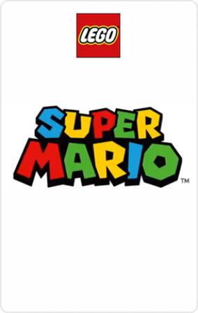 Afbeelding voor categorie Lego Super Mario